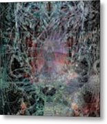 Ghost Galaxy  Metal Print