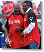 Gillette Home Run Derby Presented By Metal Print