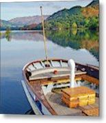 Glenridding Ullswater Metal Print