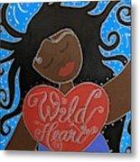 Goddess Of Wild Hearts Metal Print