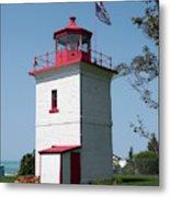 Goderich Lighthouse Metal Print