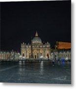 Good Night St. Peter Metal Print