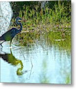Got To Go Fishin Metal Print