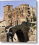 Gothic Church Of Santa Maria Assunta Metal Print