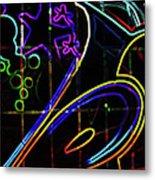 Graffiti 10 Metal Print
