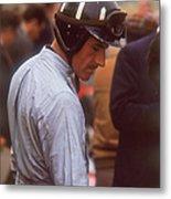 Graham Hill, Dutch Grand Prix Metal Print