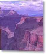 Grand Canyon, Arizona, Usa Metal Print