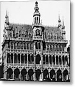 Grand Palace, Brussels Metal Print