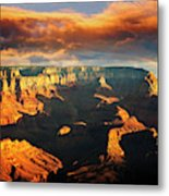 Grandview Point 3 Metal Print