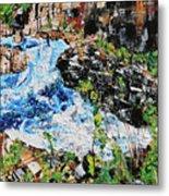 Great Falls Waterfall 201903 Metal Print