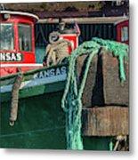 Great Lakes Towing Tug Kansas Metal Print