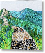 Great Wall 2 201842 Metal Print
