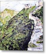 Great Wall 3 201846 Metal Print