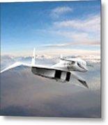 Great White Hope Xb-70 Metal Print