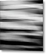 Abstract Waves Metal Print