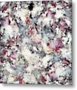 Ground Frost Metal Print