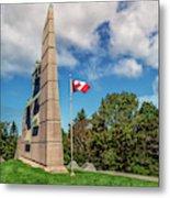 Halifax Explosion Memorial Bell Tower Metal Print