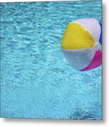 Have A Ball Metal Print