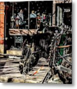 022 - Horses Metal Print
