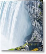 Horseshoe Fall, Niagara Falls, Ontario Metal Print