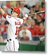 Houston Astros V Washington Nationals Metal Print