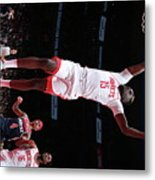 Houston Rockets V Washington Wizards Metal Print