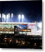 Houston V Reds Metal Print