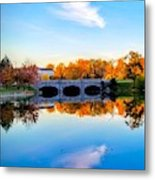 Hoyt Lake Metal Print