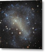 Hubbles Frenzy Of Stars Metal Print