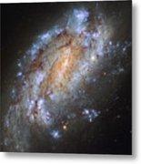 Hubbles Lonely Firework Display Metal Print