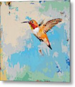 Hummingbird #24 Metal Print