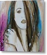 I Have Been Missing You Metal Print