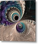 I Have My Eye On You. Metal Print