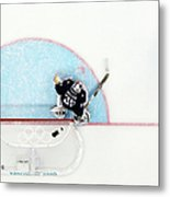 Ice Hockey - Mens Gold Medal Game - Day Metal Print