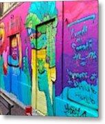 If You Love Graffiti  Metal Print