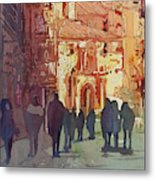 In Salamanca Metal Print