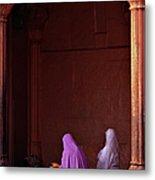 India - Jama Masjid Mosque Metal Print