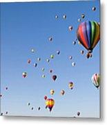 International Balloon Fiesta Metal Print