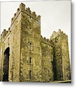 Ireland Bunratty Castle In County Metal Print