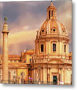 It Ain't Half Hot Mum, Rome Metal Print