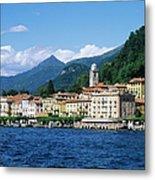 Italy, Lombardy, Bellagio Metal Print