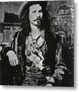 Jack Crawford Poet And Scout Metal Print