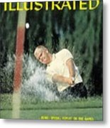 Jack Nicklaus, Amateur Golf Sports Illustrated Cover Metal Print