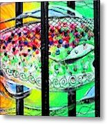 Jail Fish 135826 Metal Print