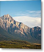 Jasper Valley Metal Print