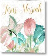 Jesus Messiah Metal Print