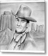 John Wayne 07oct18 Metal Print