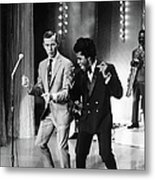 Johnny Carsonjames Brown Metal Print