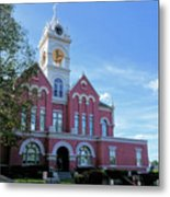 Jones County Court House - Gray, Georgia Metal Print