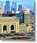 Kansas City 2019 Metal Print